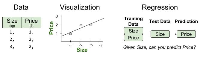 OLS- Regression Function Setup