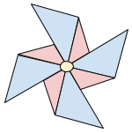 Geometric Group Theory_ Rotational Symmetry Object