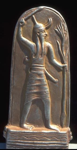 Israelite Polytheism_ Baal